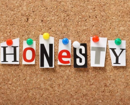 Honesty (1)